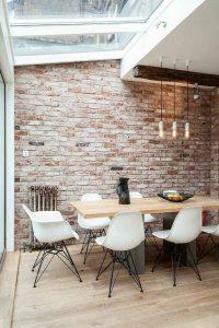 Décoration industrielle intérieur maison
