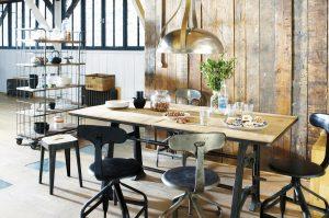 Style industriel maison
