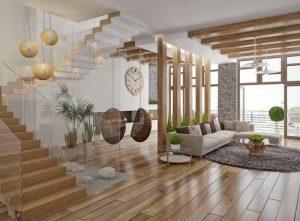 Décoration maison bois