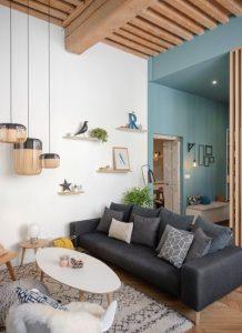 couleurs maison intérieur