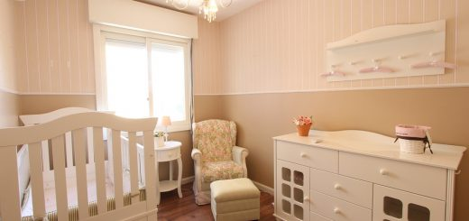 Chambre de bébé