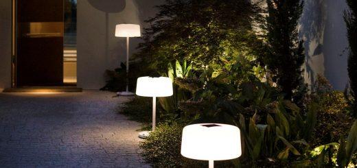 ampoule jardin